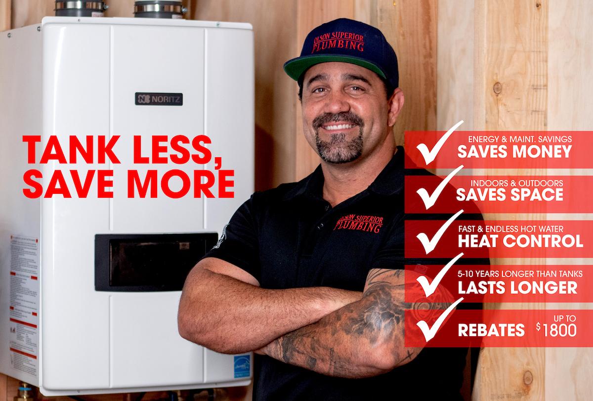 Tankless Water Heater | Tankless | Plumbing | Plumber Near Me | Plumber | 2