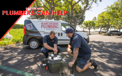 Some Tips On How Plumbers Can Help