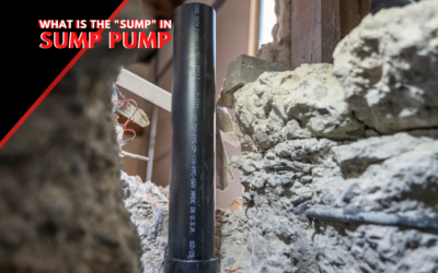 "What is the ""Sump"" in a Sump Pump?"