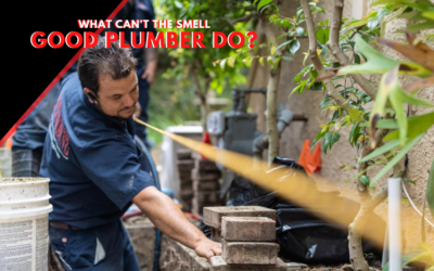 What CAN'T the Smell Good Plumber Do? Gas Line Repair